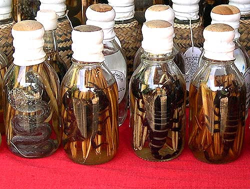 Scorpion Rice Whiskey